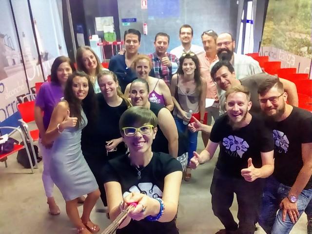 Taller de Growth Hacking en Olivenza