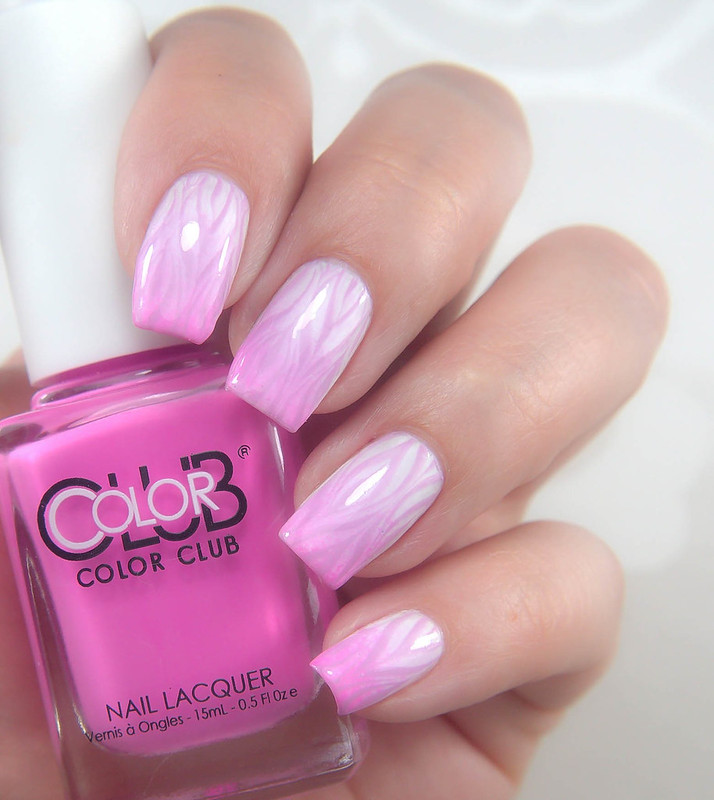 Whats Up Nails Water Marble To Perfection