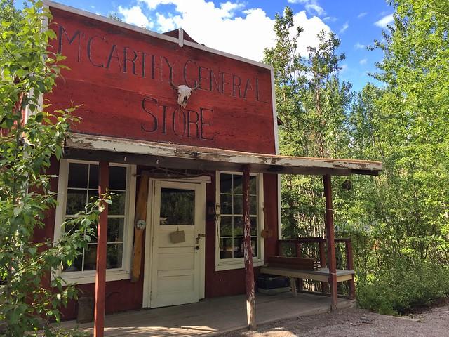 Antiguo establecimiento de McCarthy (Alaska)