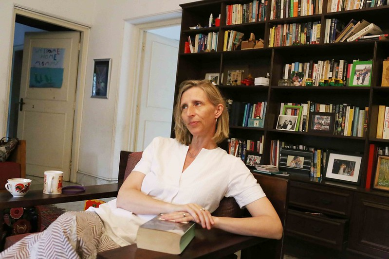 City Library – The New York Times's Ellen Barry's Books, Jor Bagh