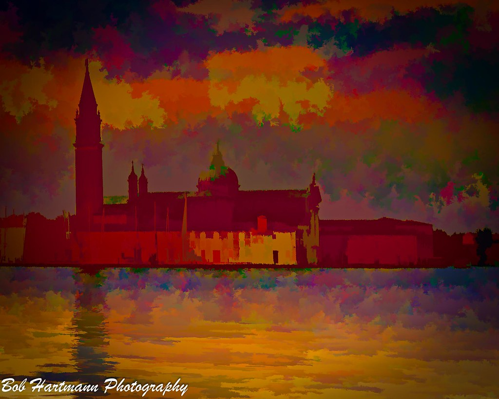 impressions of san giorgio maggiore at dusk this is my. Black Bedroom Furniture Sets. Home Design Ideas