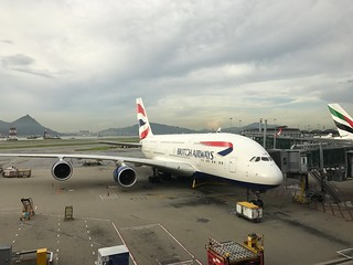 British Airways A380 | by Simon_sees