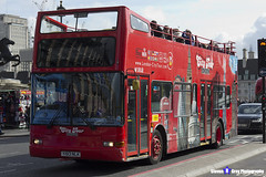 Volvo B7TL Plaxton President - Y193 NLK - City Tour London - London 2017 - Steven Gray - IMG_8386