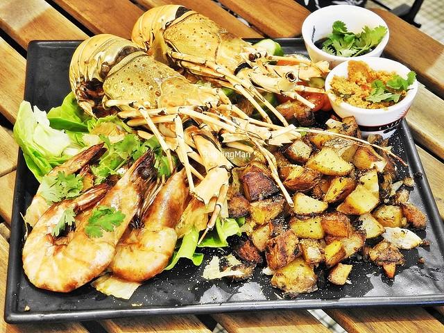 Combo Seafood Set