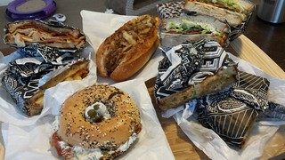 All The Sandwiches from Smith & Deli