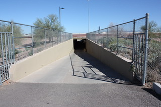 City of Mesa - Rio Salado Tunnel | by soleimages