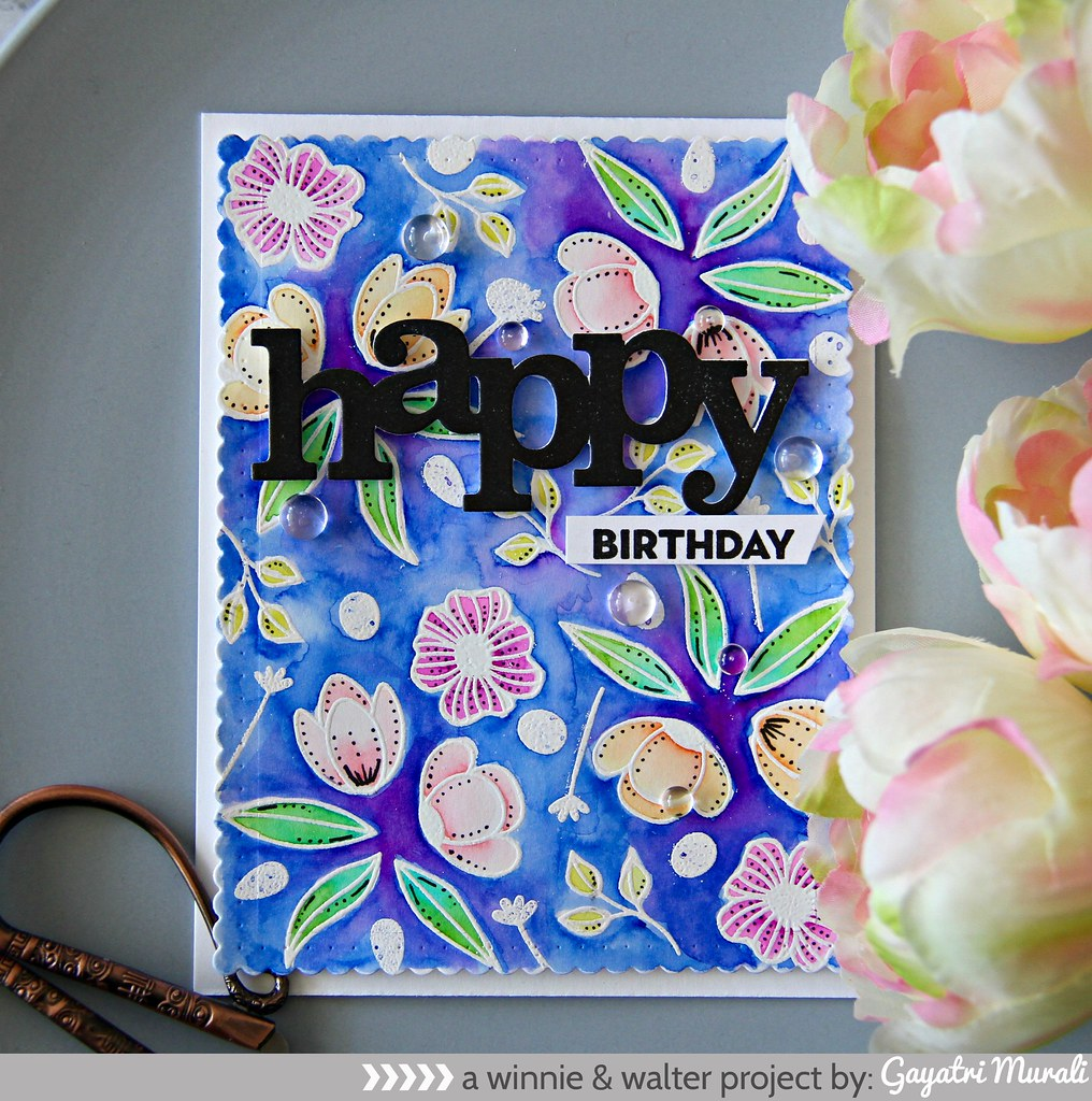 gayatri_Happy Birthday card