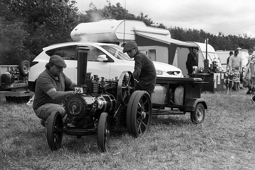 FILM - Sheffield Steam Rally 2017-7 | by fishyfish_arcade
