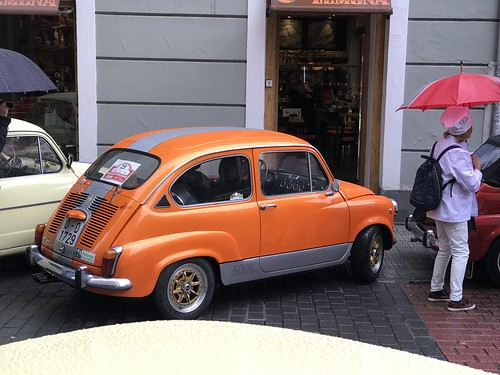 XXIII Día del SEAT 600 en Euskadi