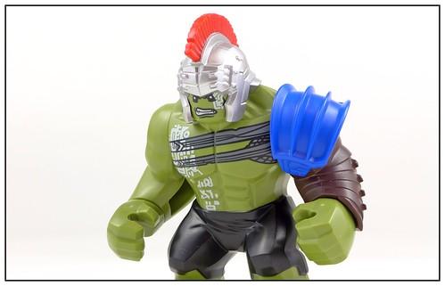 LEGO Marvel Superheroes Hulk 2017 21