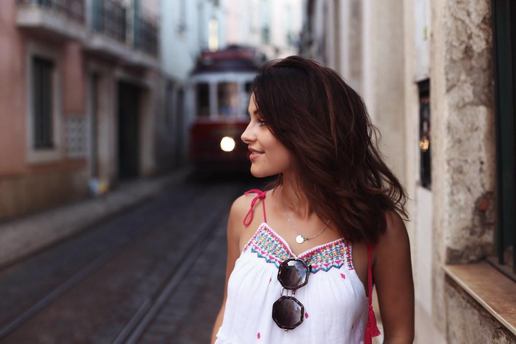The Little Magpie Matalan Summer Outfit Lisbon