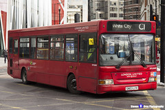 Dennis Dart SLF Plaxton Pointer - SN03 LFH - DPS30692 - White City C1 - London United RATP Group - London 2017 - Steven Gray - IMG_9600