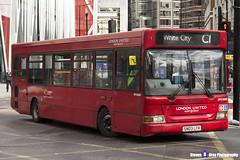 Dennis Dart SLF Plaxton Pointer - SN03 LFH - DPS30692 - White City C1 - London United RATP Group - London 2017 - Steven Gray - IMG_9600