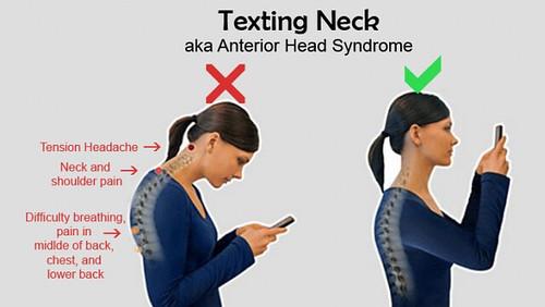 text-neck-correct