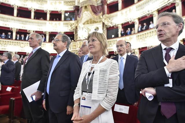 Centenario Unione Industriali Napoli, dalla Sovrintendente Purchia invito a Mattarella