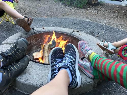 Camping June 2017