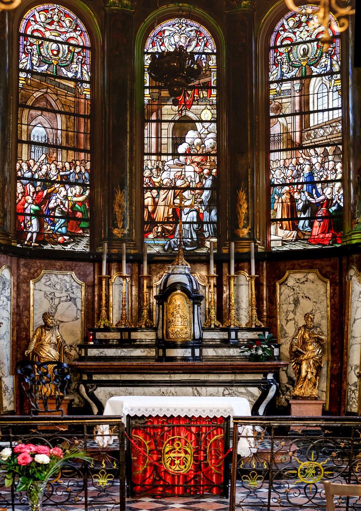 Chapelle de l'Ostie miraculeuse, Dole. 35000871981_41a6306397_b