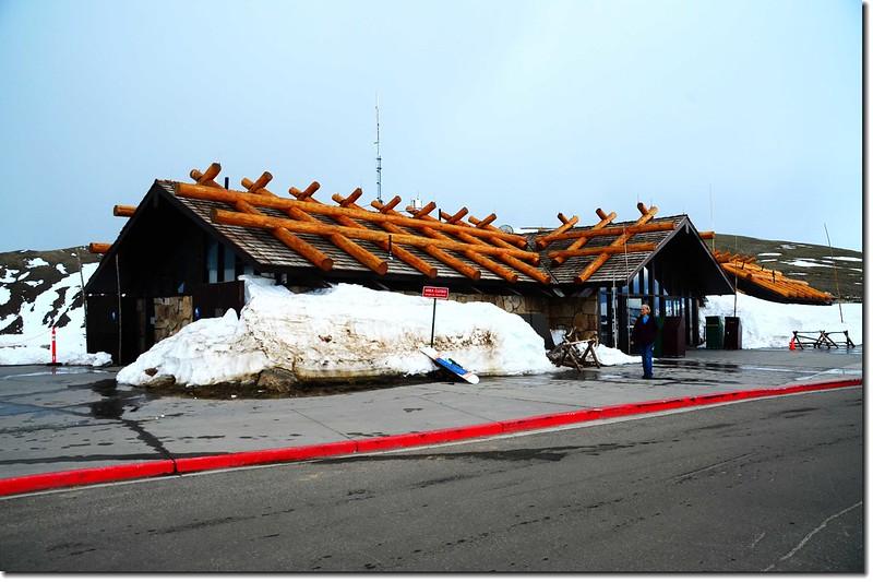 Alpine Visitor Center 1