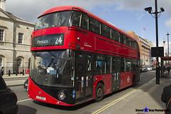 Wrightbus NRM NBFL - LTZ 1037 - LT37 - Pimlico 24 - Metroline - London 2017 - Steven Gray - IMG_8612