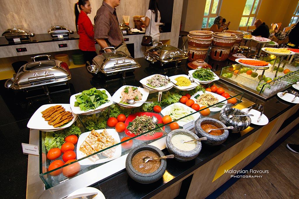 Ibis Styles Kuala Lumpur Sri Damansara ramadhan buffet