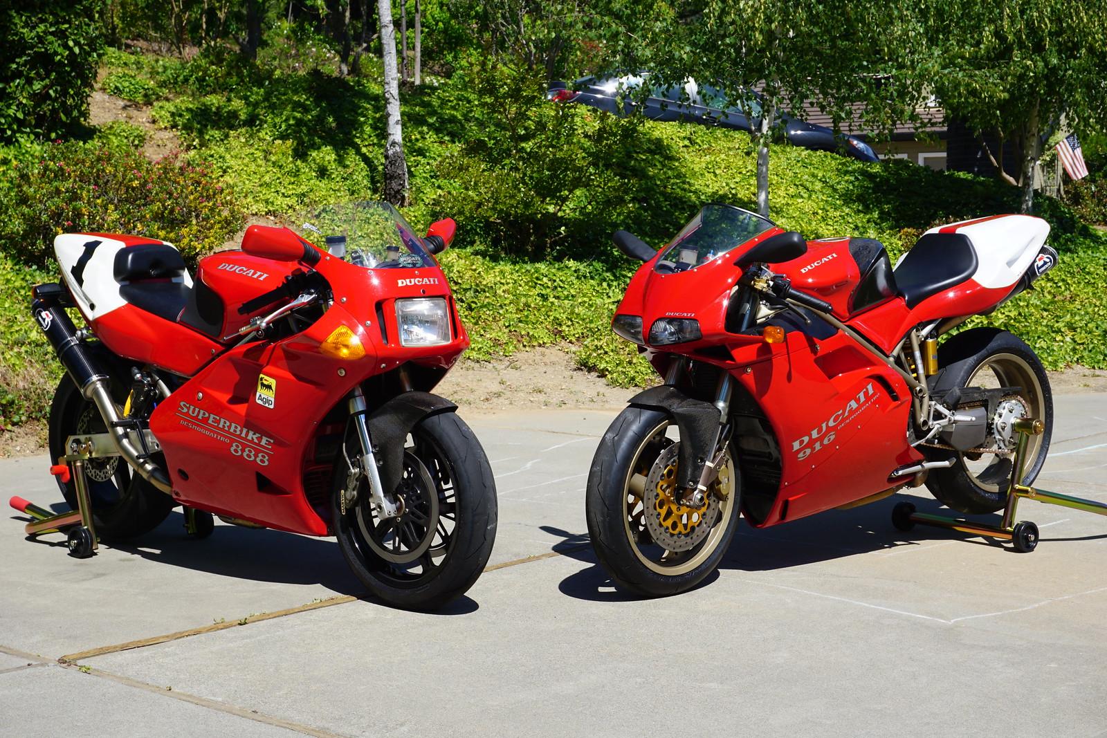 888 SPO vs 916 SPS - Ducati.ms - The Ultimate Ducati Forum