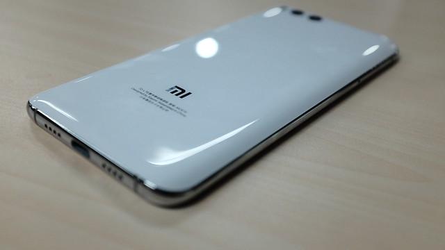 Bodi belakang Xiaomi Mi 6