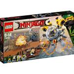 The LEGO Ninjago Movie 70610 Flying Jelly Sub