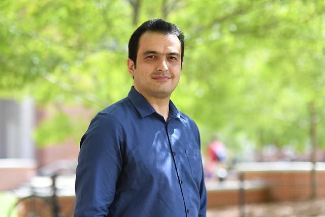 Portrait image of Majid Beidaghi
