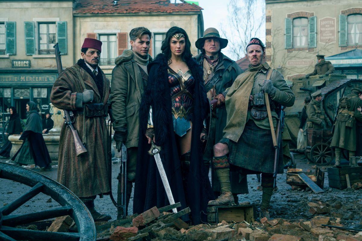 Wonder Woman #squadgoals | Hola Darla