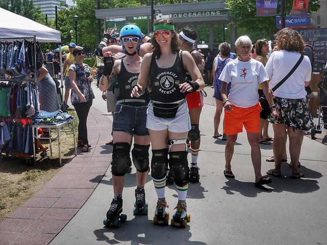 City Flea June