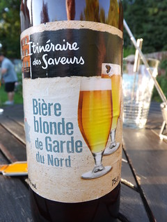 Les Brasseurs De Gayant (Saint-Omer), Itinéraire des Saveurs Biere Blonde de Garde du Nord, France