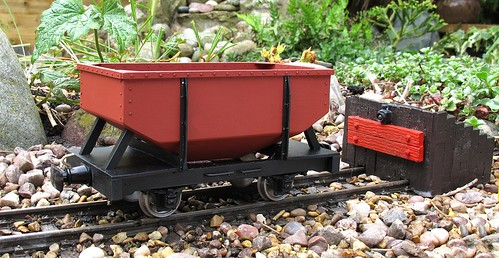 Brandbright Hopper Wagon