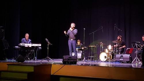Concierto Eduardo Ortega Íntimo en el Club Vistazul