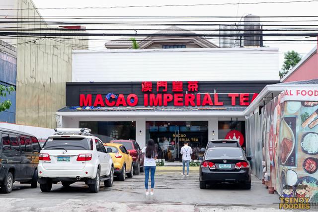 macao imperial tea banawe