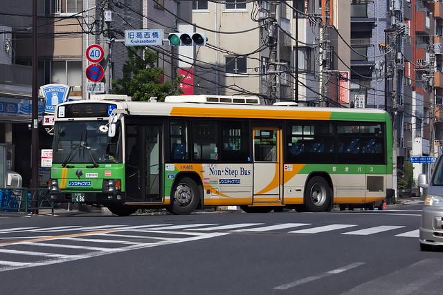 2017/05/21 東京都交通局 K485