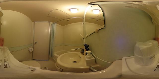 松江城市酒店衛浴設備