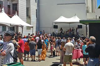 North Beach - Festival More Beer Garden music