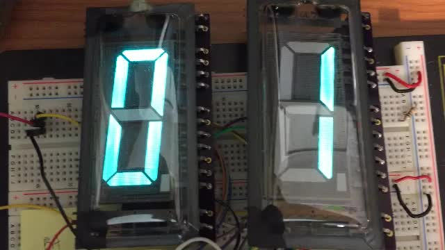 2 VFDs Counting