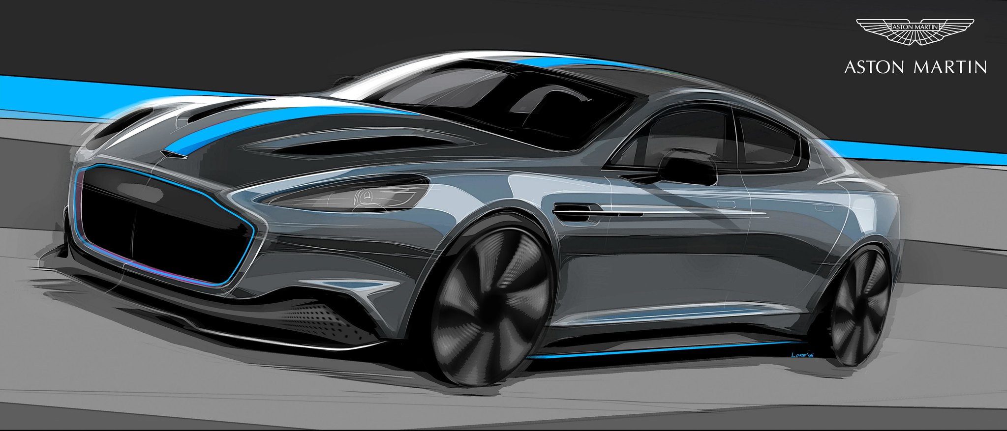 Aston Martin confirms production of RapidE