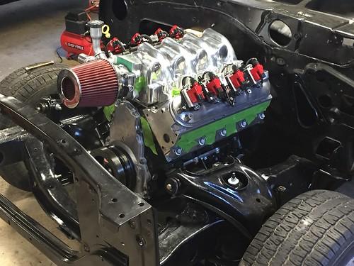 Fuel injectors for a 6 0 LS build? - AR15 COM