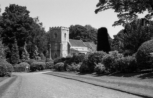 FILM - Brodsworth Church | by fishyfish_arcade