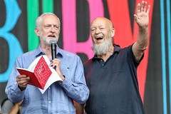 Jeremy Corbyn Glastonbury 2017