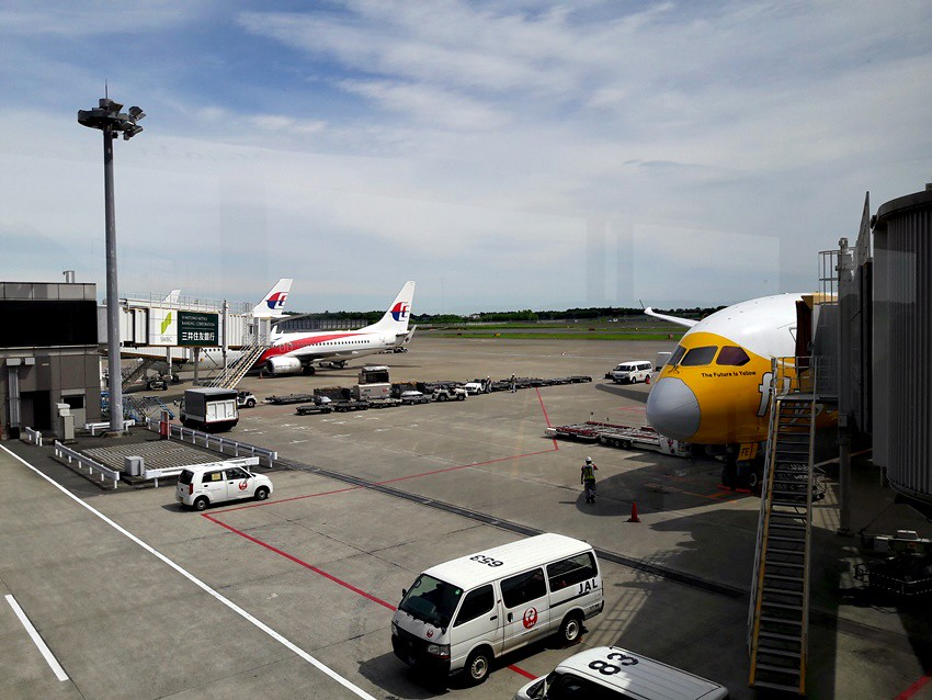 Review Of Scoot Flight From Bangkok To Tokyo In Business