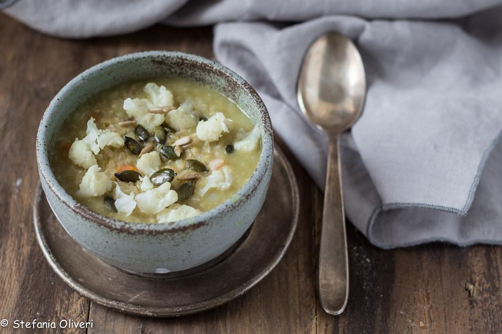 zuppa di piselli secchi e cavolfiore-7961