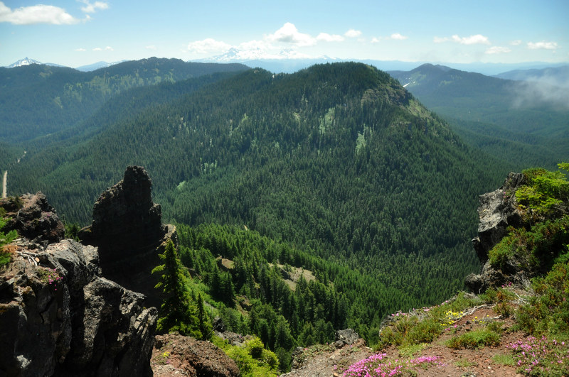 Iron Mountain Hike Summit View @ Mt. Hope Chronicles