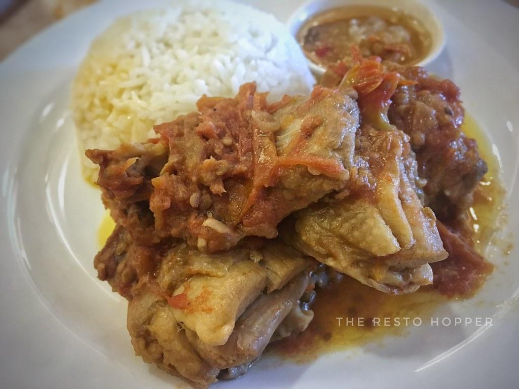 Chicken and Pork Asado