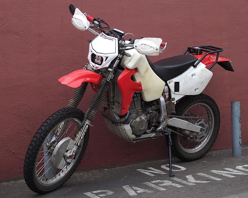 2000 Honda XR650R - BARF - Bay Area Riders Forum