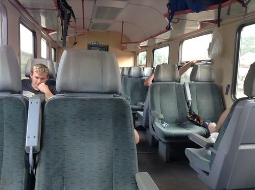 贝尔格莱德-索菲亚火车