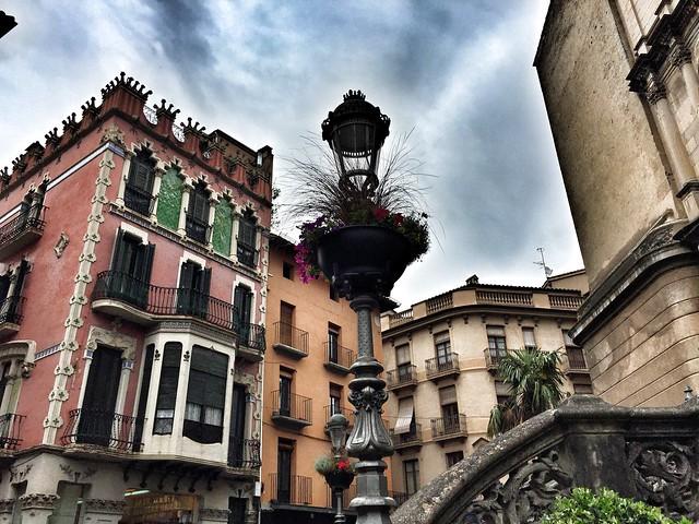 Casa Gaietà Vila de Olot (La Garrotxa, Girona)