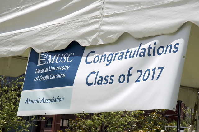 2017 Post-Commencement Reception